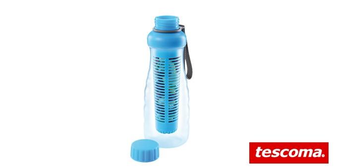 Láhev s vyluhováním myDRINK 0.7 l, modrá
