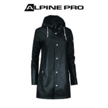 Dámský kabát ALPINE PRO MILTONA XXL